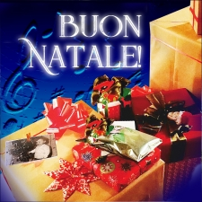 BUON NATALE        !                           HAPPY ITALIAN CHRISTMAS    !