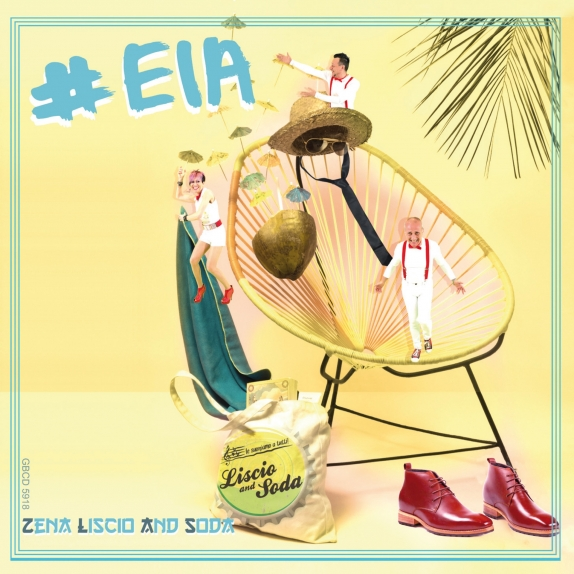 Zena Liscio and Soda - EIA