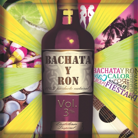 Bachata y Ron vol. 3